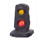 2-light (Y/R) dwarf signal (HO scale)