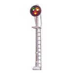 3-light circular signal (HO scale)