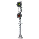 dual searchlight signal (N scale)