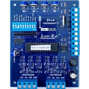 "Block Animator/2 version ""SBCA"" (use with external detectors)"