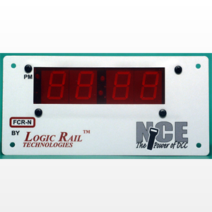 Fast Clock Repeater - NCE