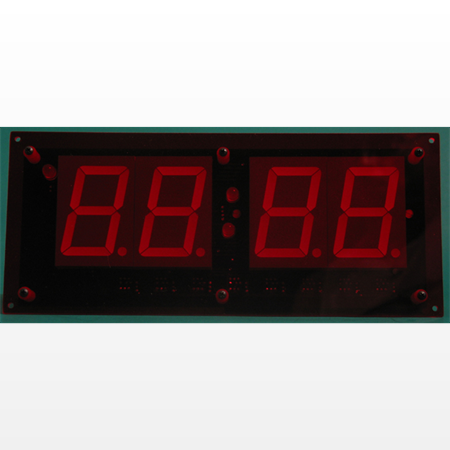 LocoNet Fast Clock (Large) (w/o wall transformer)