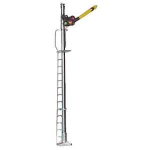 semaphore signal (HO scale)