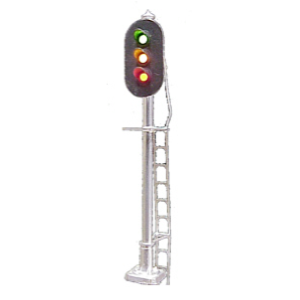 3-light vertical signal (HO scale)