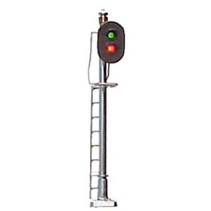 2-light vertical signal (HO scale)