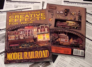 Beginners Guide to Creative Effects for Your Model Railroad