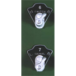 CTC knob & plate kit