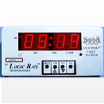 LocoNet Fast Clock (w/o wall transformer)