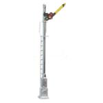 semaphore signal w/relay base (HO scale)
