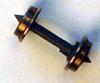 N Scale Detectable Wheelsets